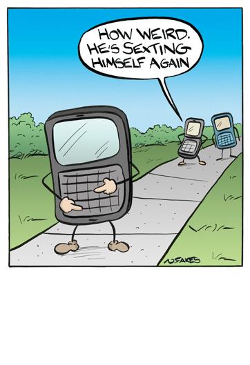 Sexting Phone