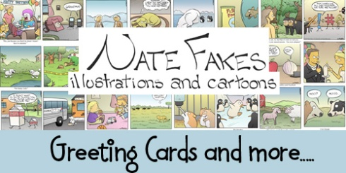 Nate Fakes Greeting Cards and More