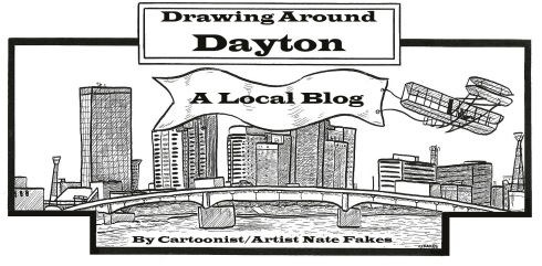 Drawing Around Dayton Hi-res