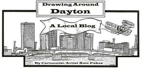 Drawing Around Dayton Hi-res