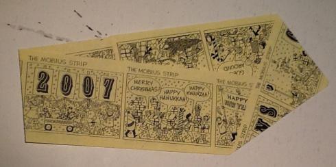 Doty Christmas Card 2007